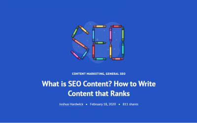 What is SEO Content? How to Write Content that Ranks